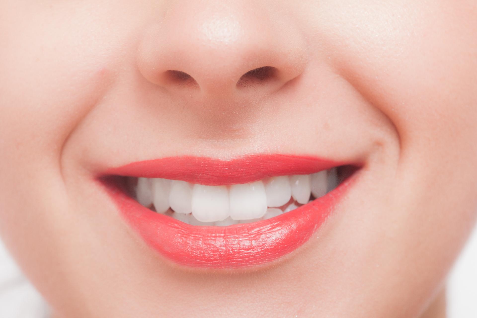 白い歯っていいな!のイメージ